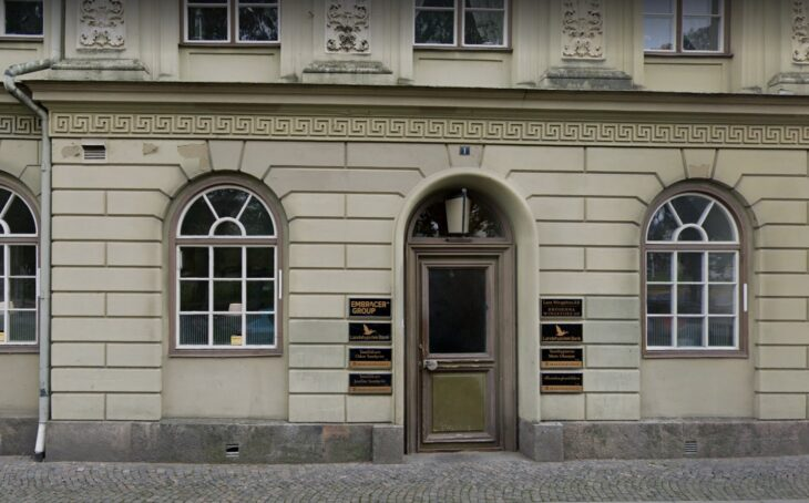 Embracer Group Office - Outside
