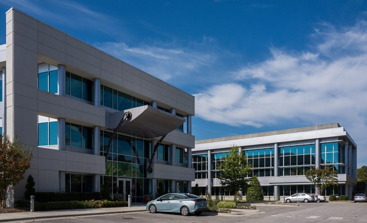 Epic Games Headquarters