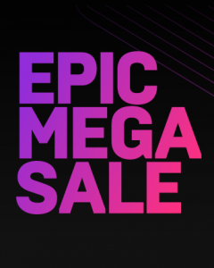 Epic Games store announced a large-scale sale campaign