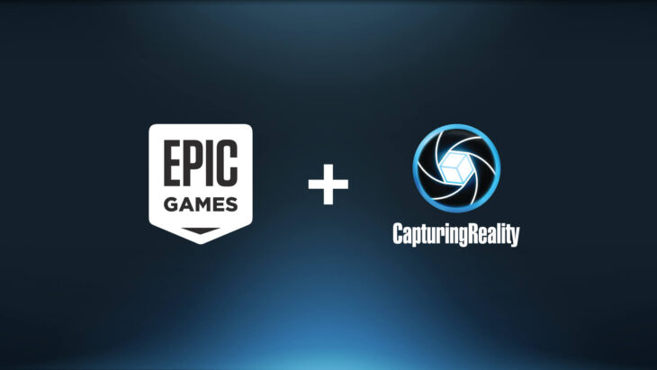 Epic games plus Capturing Reality