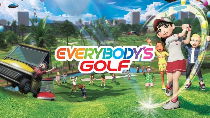 Everybody's Golf and Nintendo Switch top Japanese sales charts