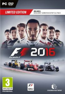 F1 2016 - Limited - PC