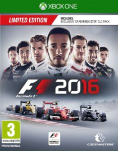 F1 2016 - Limited - Xbox One