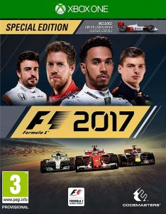 F1 2017 - Special Edition - Xbox One