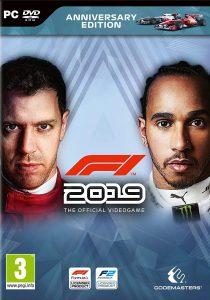 F1 2019 - Anniversary Edition - PC
