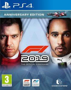 F1 2019 – Anniversary Edition
