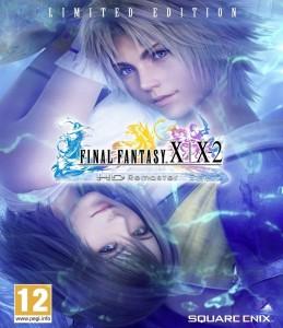 Final Fantasy X/X-2 HD Remaster Limited