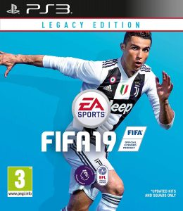 FIFA 19 - PS3 - Legacy