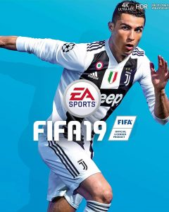 Cristiano Ronaldo no longer the face of FIFA 19