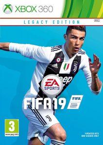 FIFA 19 - X360 - Legacy