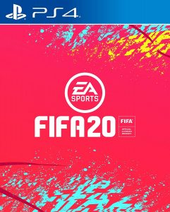 FIFA 20 - Reveal - PS4