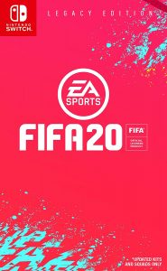 FIFA 20 - Reveal - Switch