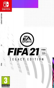 FIFA 21 - Reveal - Legacy - Switch