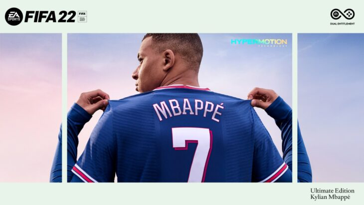 FIFA 22 - Reveal - Banner