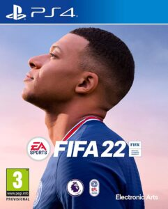 FIFA 22 - Reveal - PS4