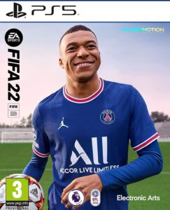 FIFA 22 - Reveal - PS5