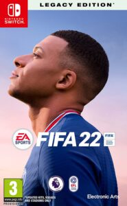 FIFA 22 - Reveal - Switch