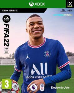 FIFA 22 - Reveal - Xbox Series X