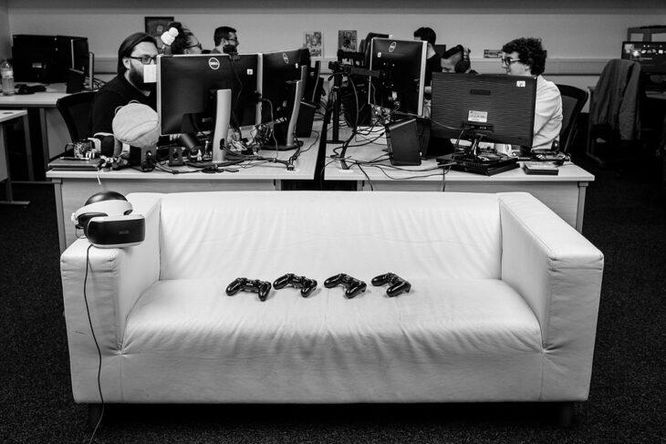 Fabrik Games - Office