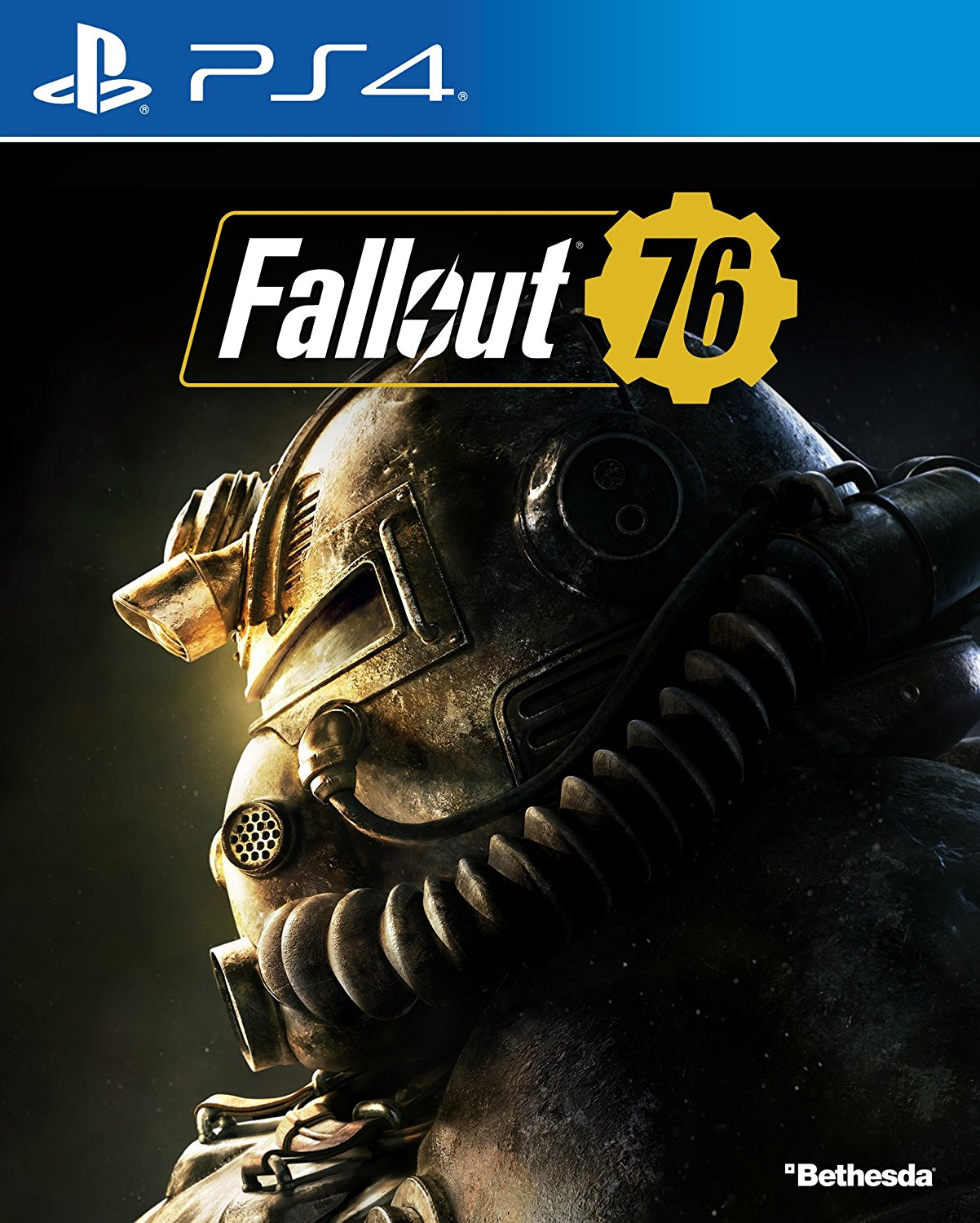 Fallout 76 - Reveal - PS4