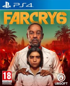 Far Cry 6 announced to be released on February 18, 2021