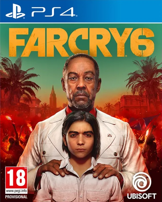 Far Cry 6 - Reveal - PS4
