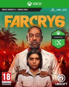 Far Cry 6 - Reveal - Xbox One
