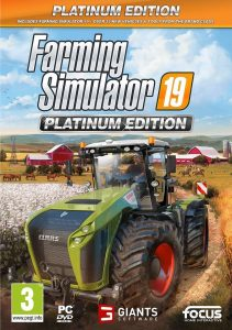 Farming Simulator 19 Platinum Edition - PC