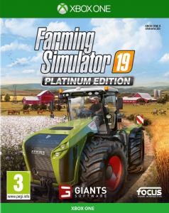 Farming Simulator 19 Platinum Edition - Xvox One
