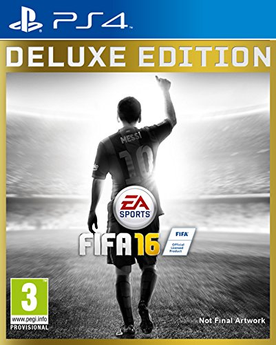 Fifa 16 Deluxe - PS4