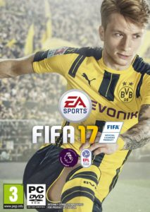 Fifa 17 - Cover - PC