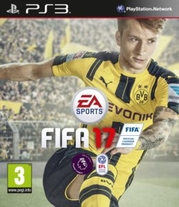 Fifa 17 - Cover - PS3