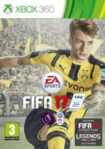 Fifa 17 - Cover - X360