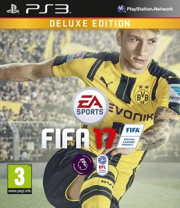 Fifa 17 Deluxe - PS3