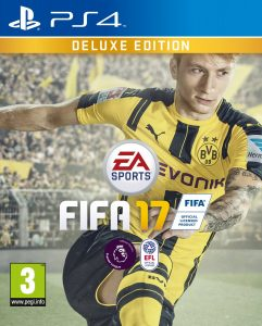 Fifa 17 Deluxe - PS4