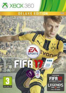 Fifa 17 Deluxe - X360