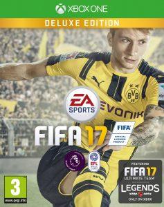 Fifa 17 Deluxe - Xbox One