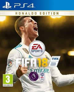 Fifa 18 - Ronaldo Edition - PS4