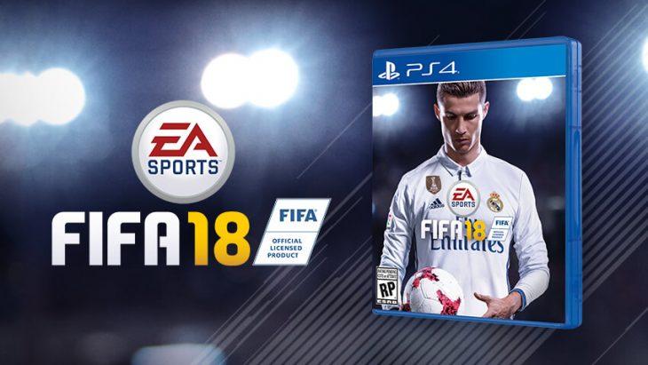 EA Reveal FIFA 18