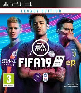 Fifa 19 - New - PS3