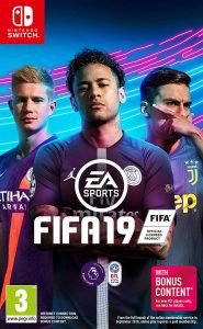 Fifa 19 - New - Switch