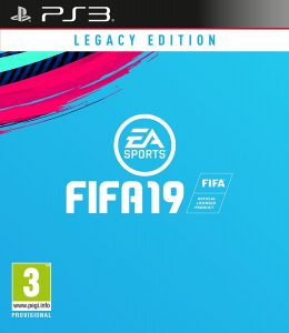 Fifa 19 - Reveal - PS3