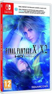 Final Fantasy X/X-2 HD Remaster Switch