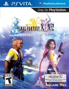 Final Fantasy X/X-2 HD Remaster Vita