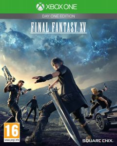 Final Fantasy XV - Day One - Xbox One