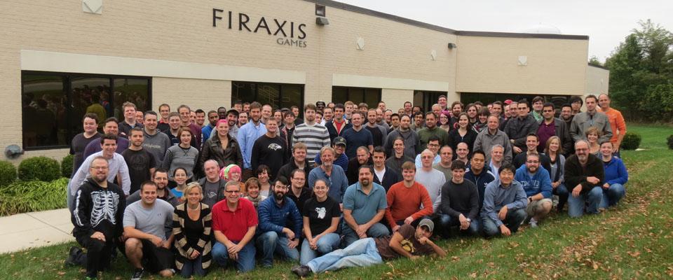 Firaxis Games - Building - Exterior