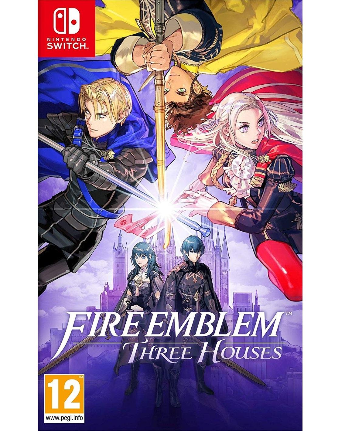 Fire Emblem Three Houses - Switch