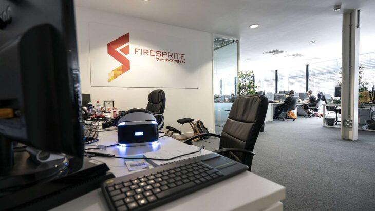 Firesprite - Liverpool - Office - Inside