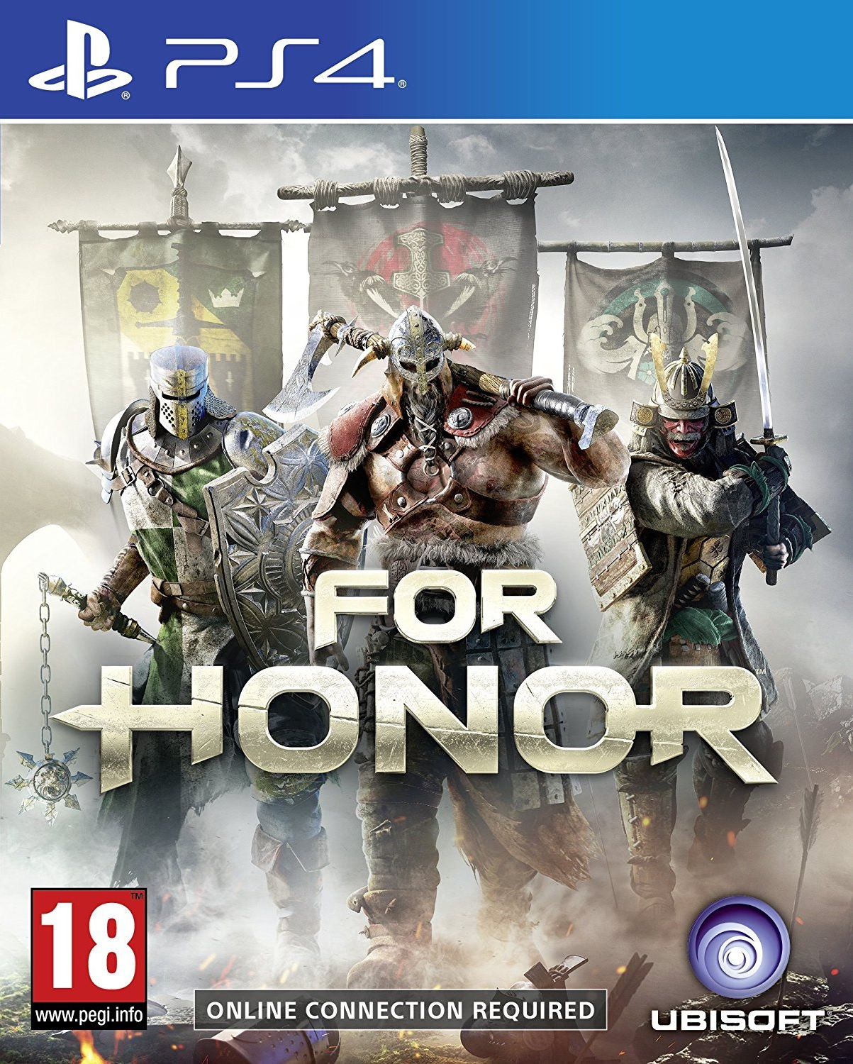 For Honor keeps the top