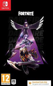 Fortnite Darkfire Bundle - Switch